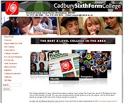 Cadbury Sixth Form College - Kings Norton - University